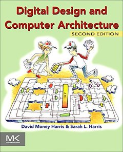 Digital Design and Computer Architecture, 2/e (Paperback)(美國原版)-cover