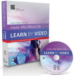 Adobe After Effects CS6: Learn by Video (DVD-ROM)-cover