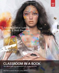 Adobe Creative Suite 6 Design & Web Premium Classroom in a Book (Paperback)-cover