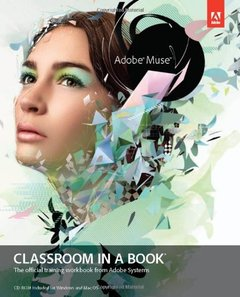 Adobe Muse Classroom in a Book (DVD-ROM)-cover
