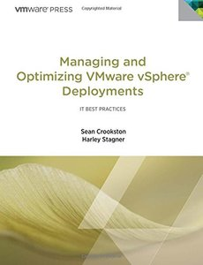 Managing and Optimizing VMware vSphere Deployments (Paperback)-cover