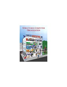 Structured Computer Organization, 6/e (Hardcover)(IE-9780273769248)-cover