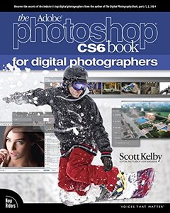 The Adobe Photoshop CS6 Book for Digital Photographers (Paperback)-cover