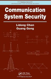 Communication System Security (Hardcover)-cover