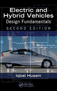 Electric and Hybrid Vehicles: Design Fundamentals, 2/e (Hardcover)-cover