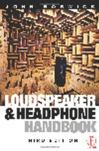 Loudspeaker and Headphone Handbook, 3/e(Hardcover)-cover