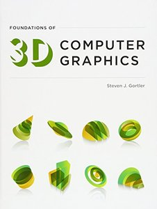 Foundations of 3D Computer Graphics (Hardcover)-cover