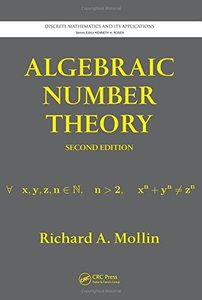 Algebraic Number Theory, 2/e (Hardcover)-cover