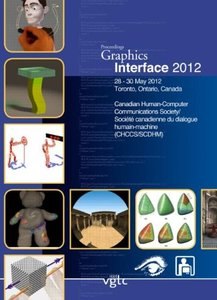 Graphics Interface 2012 (Paperback)-cover