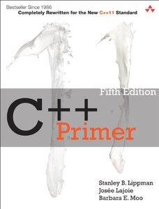 C++ Primer, 5/e (Paperback)(美國原版)-cover