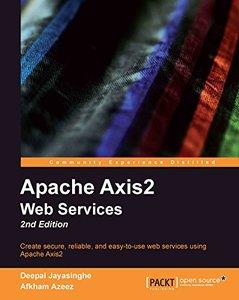 Apache Axis2 Web Services,  2/e(Paperback)