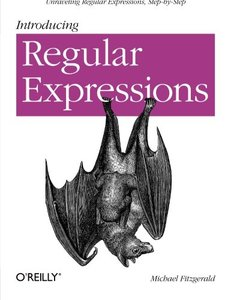 Introducing Regular Expressions (Paperback)-cover