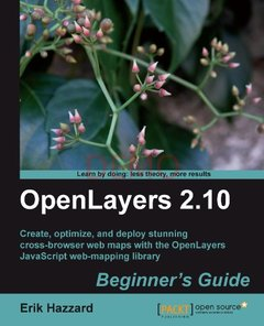 OpenLayers 2.10 Beginner's Guide-cover