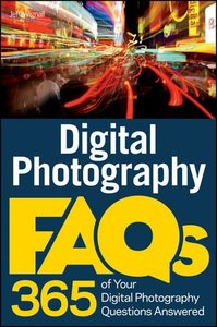 Digital Photography FAQs (Paperback)-cover