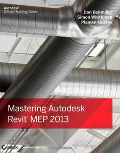 Mastering Autodesk Revit MEP 2013 (Paperback)-cover