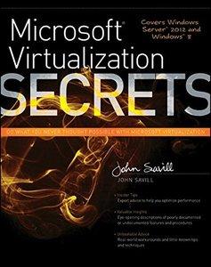 Microsoft Virtualization Secrets (Paperback)-cover