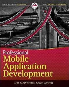 Professional Mobile Application Development (Paperback)