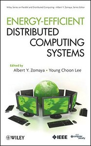 Energy Efficient Distributed Computing Systems (Hardcover)-cover