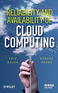 Reliability and Availability of Cloud Computing (Hardcover)-cover