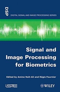 Signal and Image Processing for Biometrics (Hardcover)-cover