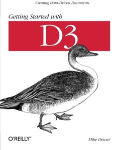 Getting Started with D3 (Paperback)