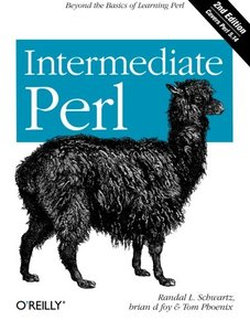 Intermediate Perl, 2/e (Paperback)-cover