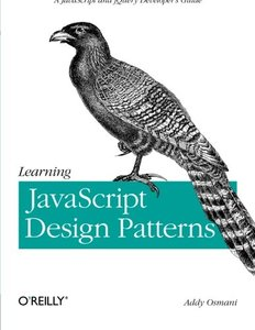Learning JavaScript Design Patterns (Paperback)-cover