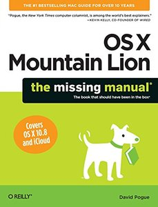 OS X Mountain Lion: The Missing Manual (Paperback)