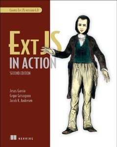 Ext JS in Action, 2/e (Paperback)-cover