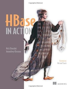 HBase in Action (Paperback)-cover