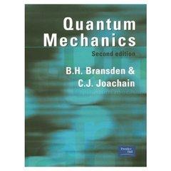 Quantum Mechanics, 2/e (Paperback)-cover