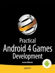 Practical Android 4 Games Development (Paperback)-cover