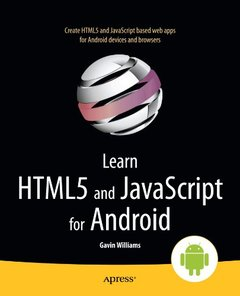 Learn HTML5 and JavaScript for Android (Paperback)-cover