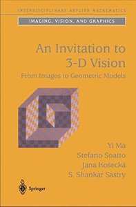 An Invitation to 3-D Vision (Hardcover)-cover