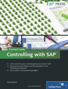 Controlling with SAP - Practical Guide (Hardcover)-cover