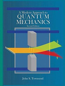 A Modern Approach to Quantum Mechanics, 2/e (Hardcover)-cover