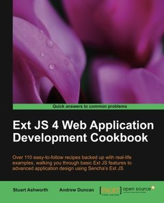 Ext JS 4 Web Application Development Cookbook-cover