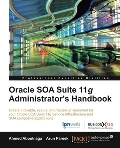 Oracle SOA Suite 11g Administrator's Handbook-cover