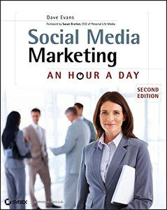 Social Media Marketing: An Hour a Day, 2/e (Paperback)-cover