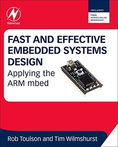 Fast and Effective Embedded Systems Design: Applying the ARM mbed (Paperback)-cover