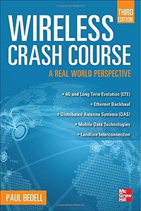 Wireless Crash Course, 3/e (Paperback)-cover