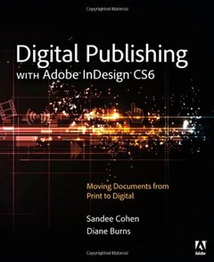 Digital Publishing with Adobe InDesign CS6 (Paperback)-cover