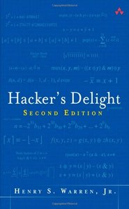 Hacker's Delight, 2/e (Hardcover)-cover