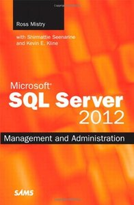 Microsoft SQL Server 2012 Management and Administration, 2/e (Paperback)-cover