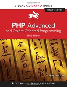 PHP Advanced and Object-Oriented Programming: Visual QuickPro Guide, 3/e (Paperback)-cover