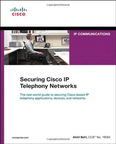 Securing Cisco IP Telephony Networks (Paperback)-cover
