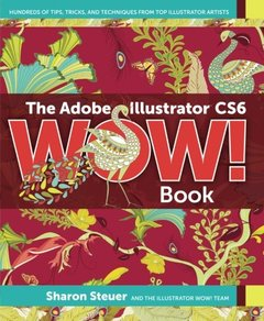 The Adobe Illustrator CS6 WOW! Book (Paperback)-cover