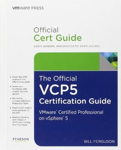 The Official VCP5 Certification Guide (Hardcover)-cover