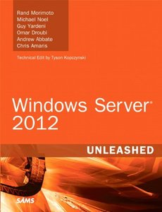 Windows Server 2012 Unleashed (Hardcover)-cover