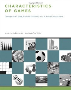 Characteristics of Games (Hardcover)-cover